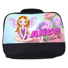 Fairy Personalised Lunch Bag