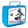 Personalised Lunch Box Robo Footballer
