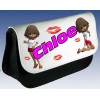 Personalised Cool Girl School Pencil Case