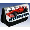Personalised F1 Racing Car Pencil Case / Handheld Games Console Case