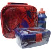 Spiderman Lunch Box Gift Set