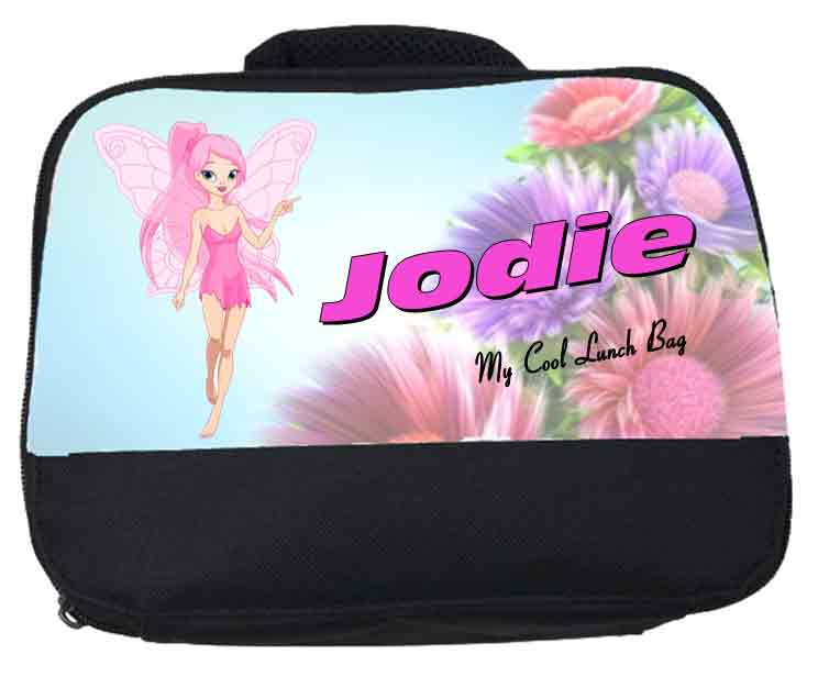 canvas Personalised Lunch Bag
