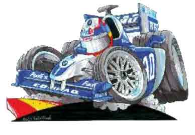 Personalised F1 money boxes